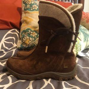 Patagonia Women's Attlee Tie Waterproof Boot